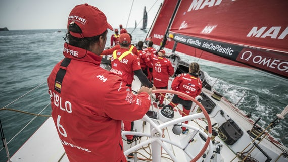 Sea4All on the Volvo Race