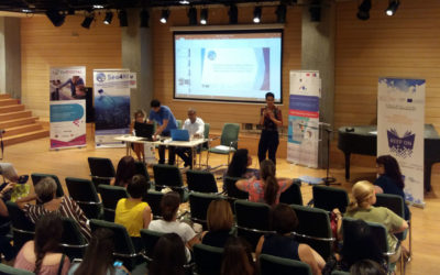 Sea4All in the three-day promotion and information event for the European PIP programs in Crete